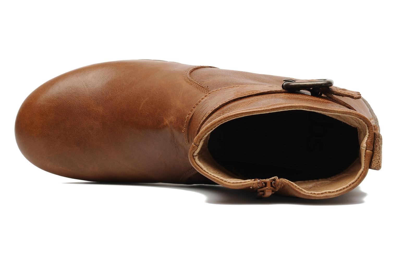 Boots en enkellaarsjes TBS Kathia Bruin links