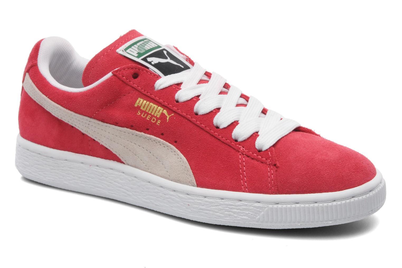 puma suede classic wn's rouge