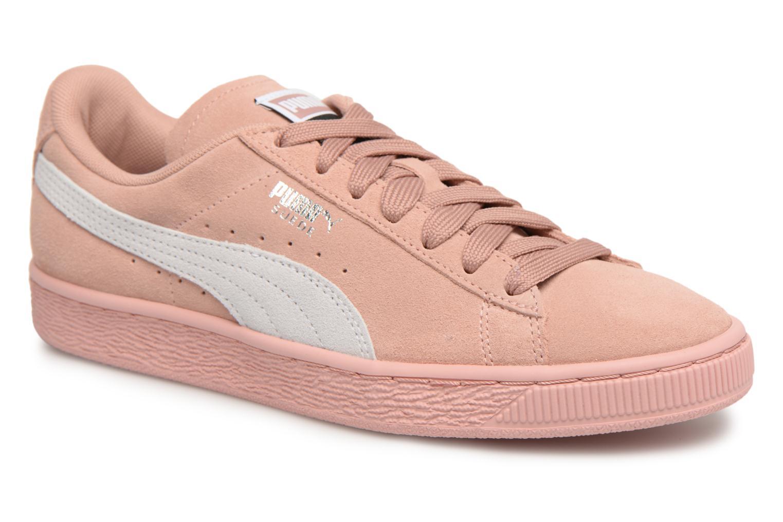 Zapatos promocionales Puma Suede Classic Wn's (Rosa) - Deportivas   Los últimos zapatos de descuento para hombres y mujeres