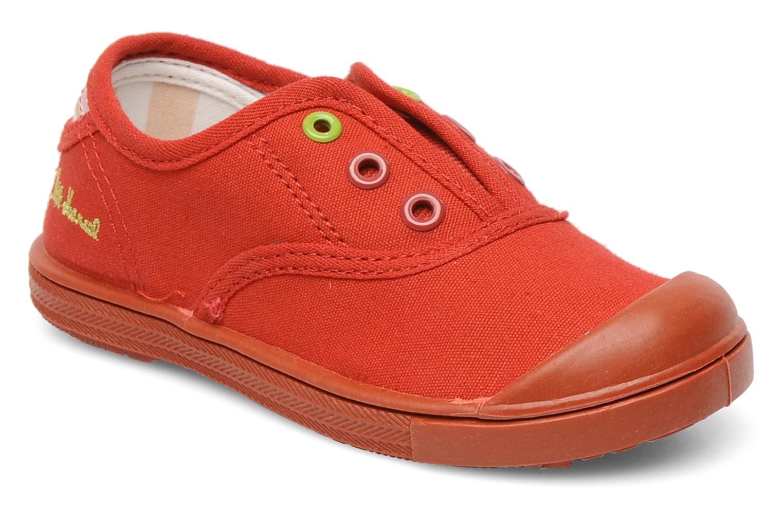 Sneaker Little Marcel Benistic Mono rot detaillierte ansicht/modell