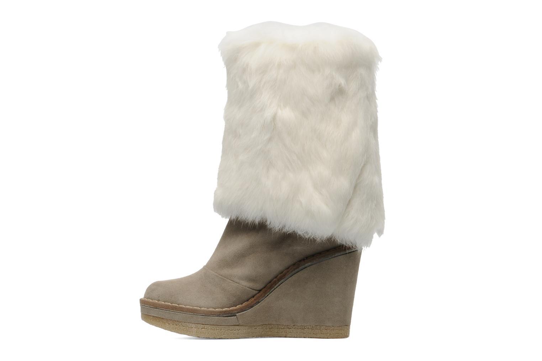 Boots en enkellaarsjes Serafini Etoile Miranda Go Wit voorkant