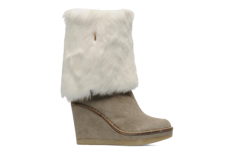 Bottines et boots Serafini Etoile Miranda Go Blanc vue derrière