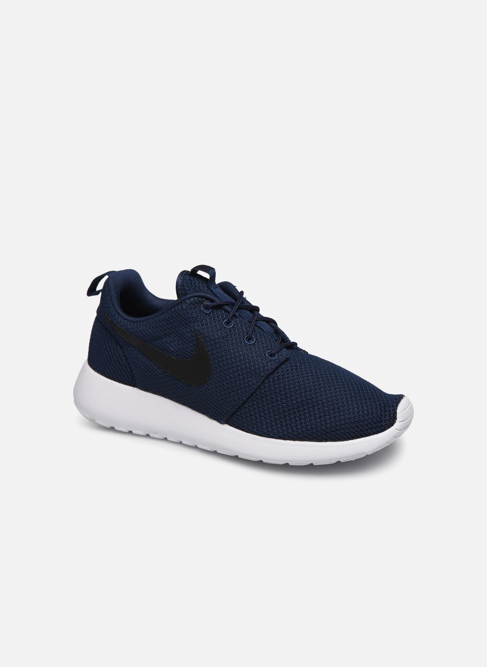 Nike Roshe One Midnight Navy/Black-White
