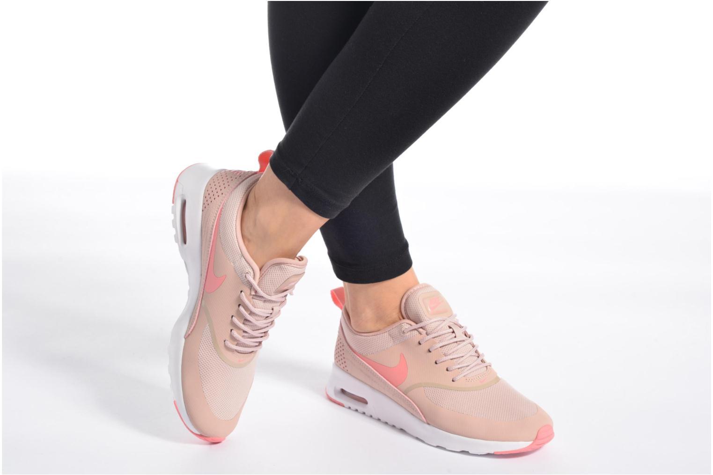 Sneakers Nike Wmns Nike Air Max Thea Zwart onder