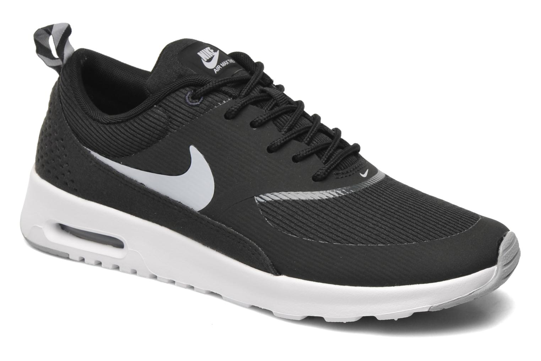 Sneakers Nike Wmns Nike Air Max Thea Sort detaljeret billede af skoene