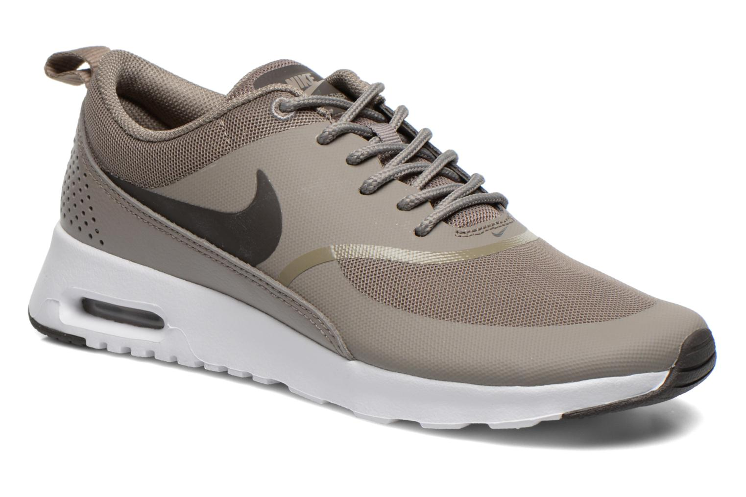 newest 0de8d f4d5e ... Trainers Nike Wmns Nike Air Max Thea Beige detailed view Pair view .