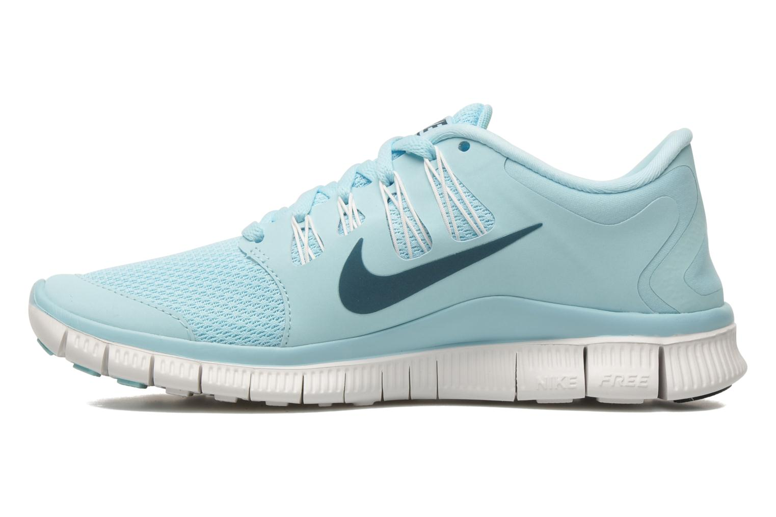 Wmns Nike Free 5.0+ Glacier Ice/Nght Fctr-Smmt Wht