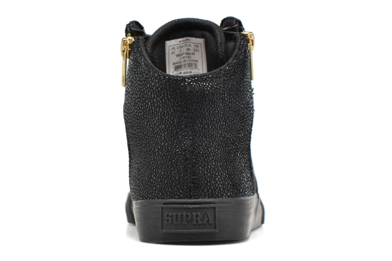 Sneaker Supra Cuttler W schwarz ansicht von rechts