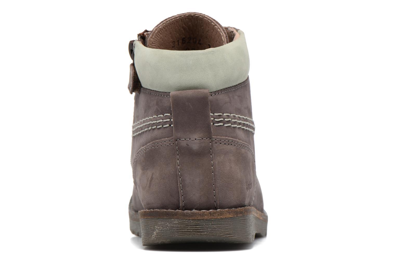 Bottines et boots Kickers HAIKRAFT Marron vue droite
