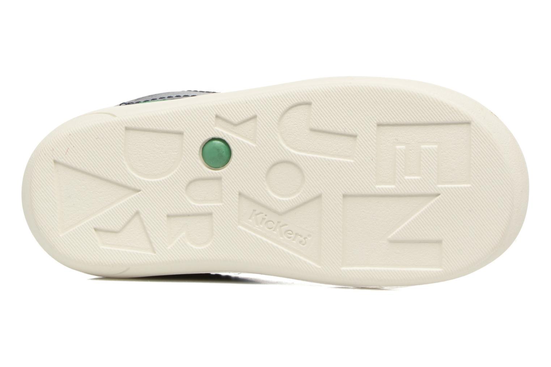 Sneakers Kickers ZELIG Blå se foroven