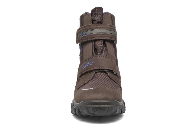 Stövlar & gummistövlar Superfit HUSKY GTX Brun bild av skorna på