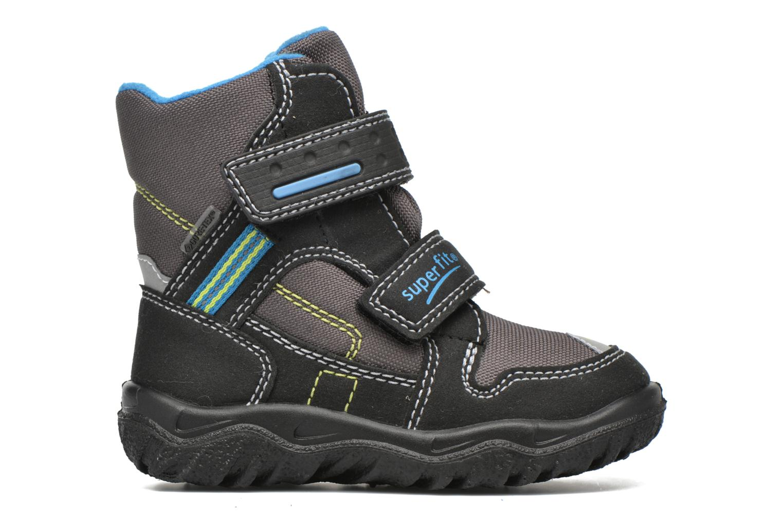Boots & wellies Superfit HUSKY GTX Grey back view