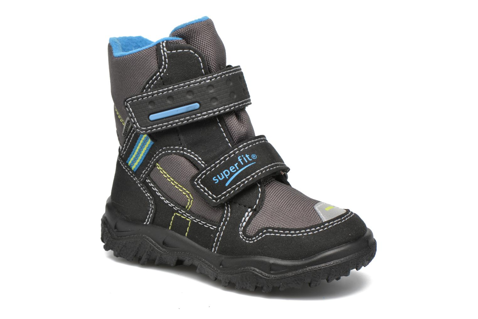 Boots & wellies Superfit HUSKY GTX Grey detailed view/ Pair view