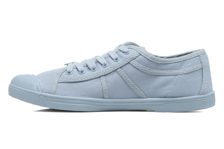 Sneakers Le temps des cerises Basic 02 Mono Azzurro immagine frontale