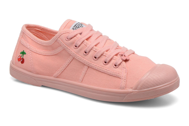 Sneakers Le temps des cerises Basic 02 Mono Rosa vedi dettaglio/paio