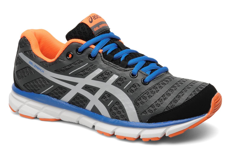 Chaussures de sport Asics Gel-Zaraca 2 Gris vue détail/paire