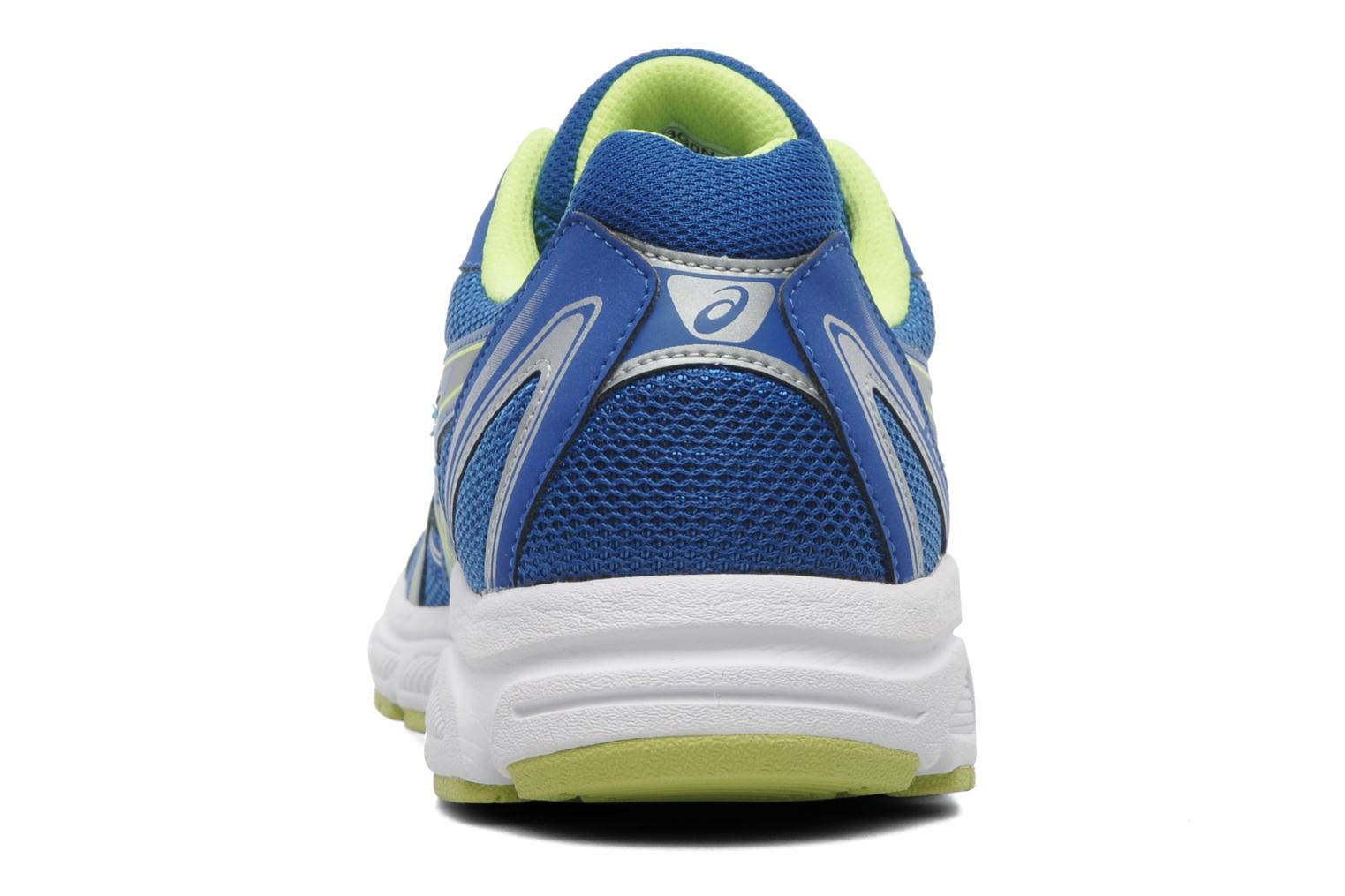 Sport shoes Asics Patriot 6 Blue view from the right