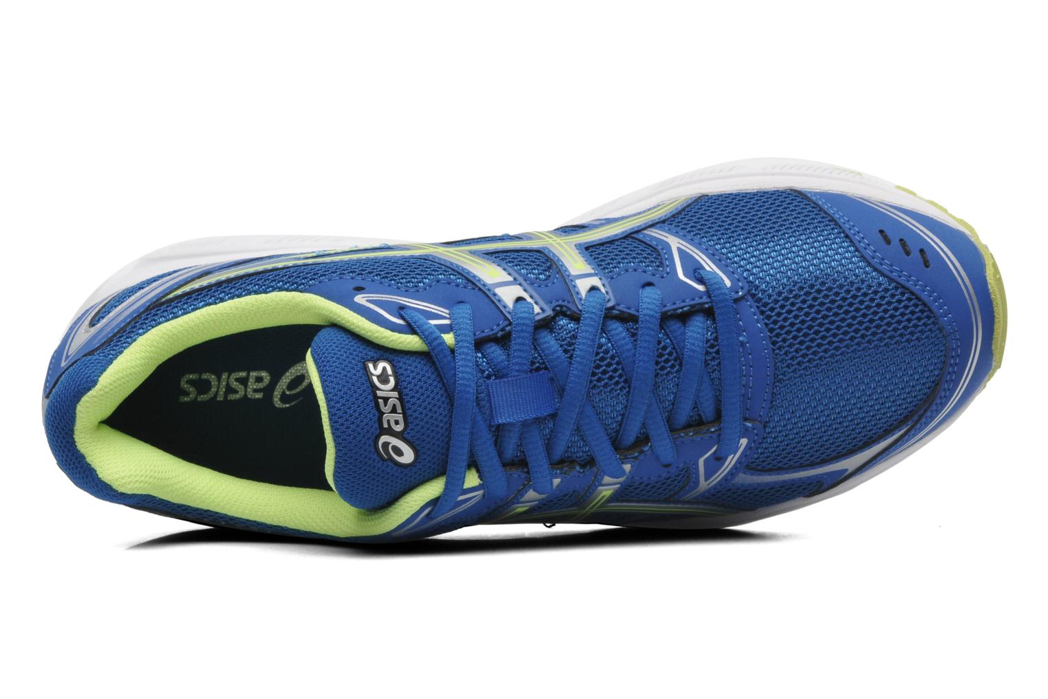 Sport shoes Asics Patriot 6 Blue view from the left