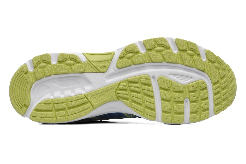 Chaussures de sport Asics Patriot 6 Bleu vue haut