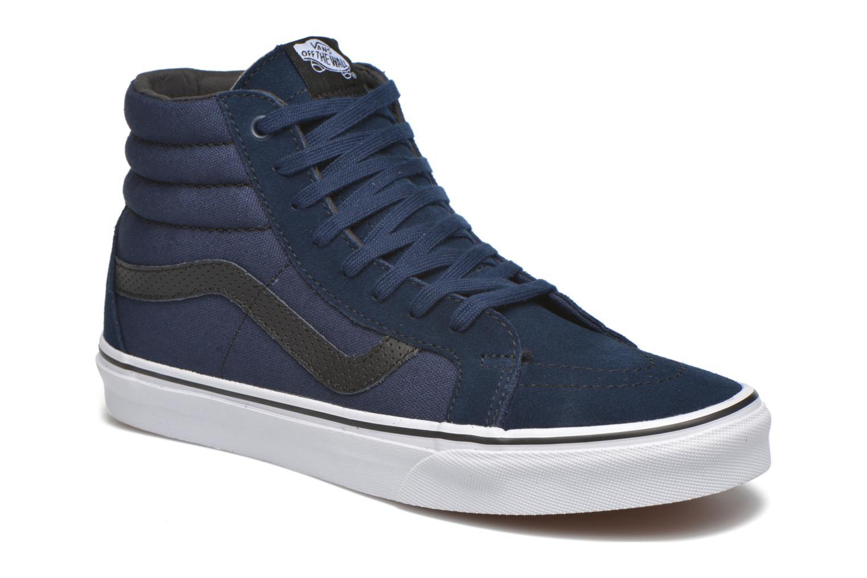 Baskets Vans Sk8-Hi Reissue Bleu vue détail/paire