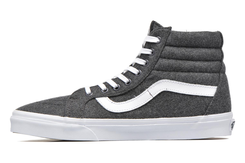 Sneaker Vans Sk8-Hi Reissue grau ansicht von vorne