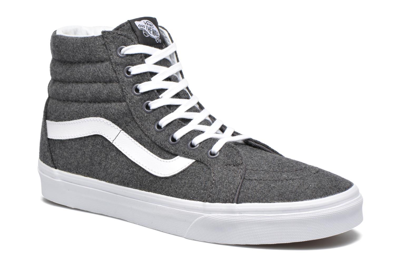 Sneaker Vans Sk8-Hi Reissue grau detaillierte ansicht/modell