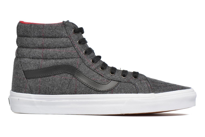 Sneaker Vans Sk8-Hi Reissue schwarz ansicht von hinten