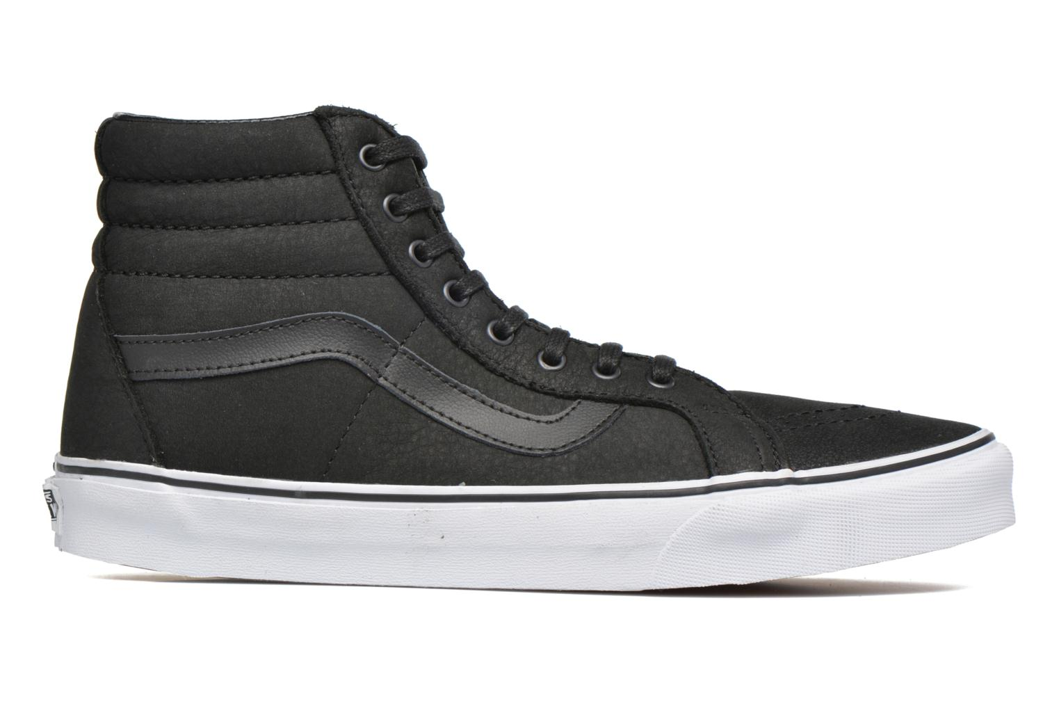 Sk8-Hi Reissue (Premium Leather) Black/True White