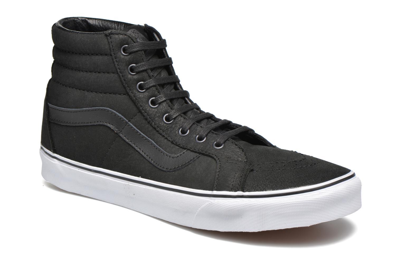 Sk8-Hi Reissue (Premium Leather) Black/True White
