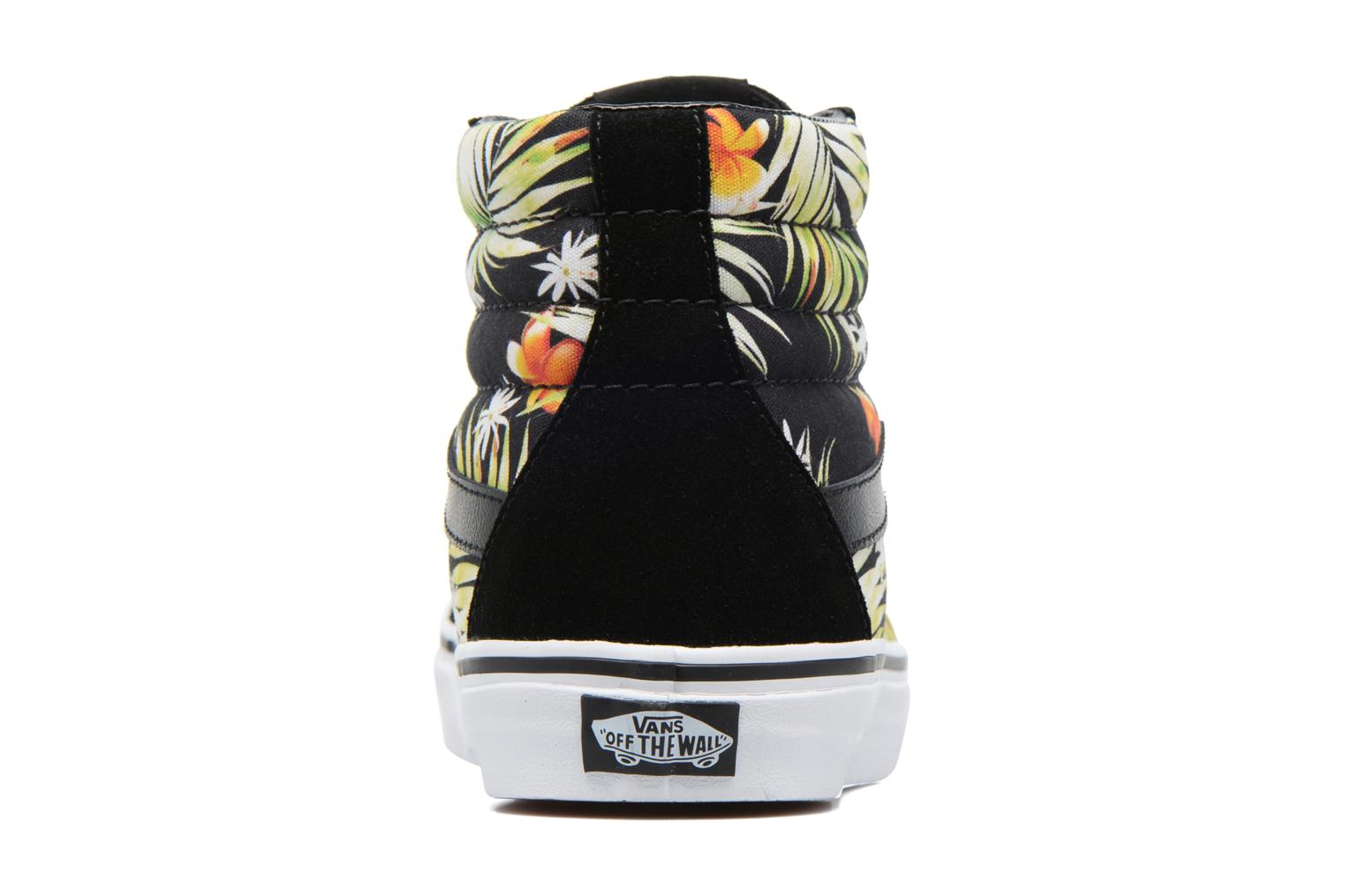 Sk8-Hi Reissue (Decay Palms) Black/True White