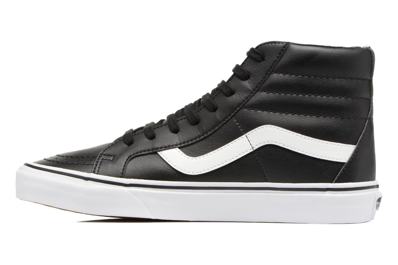 Sneakers Vans Sk8-Hi Reissue Zwart voorkant
