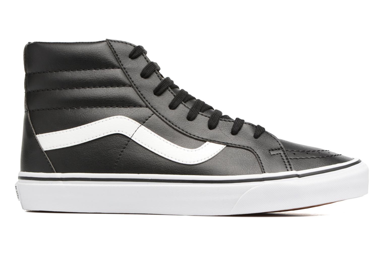 Sneakers Vans Sk8-Hi Reissue Zwart achterkant