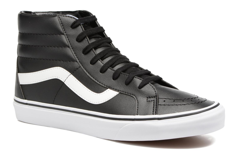 Sneakers Vans Sk8-Hi Reissue Zwart detail