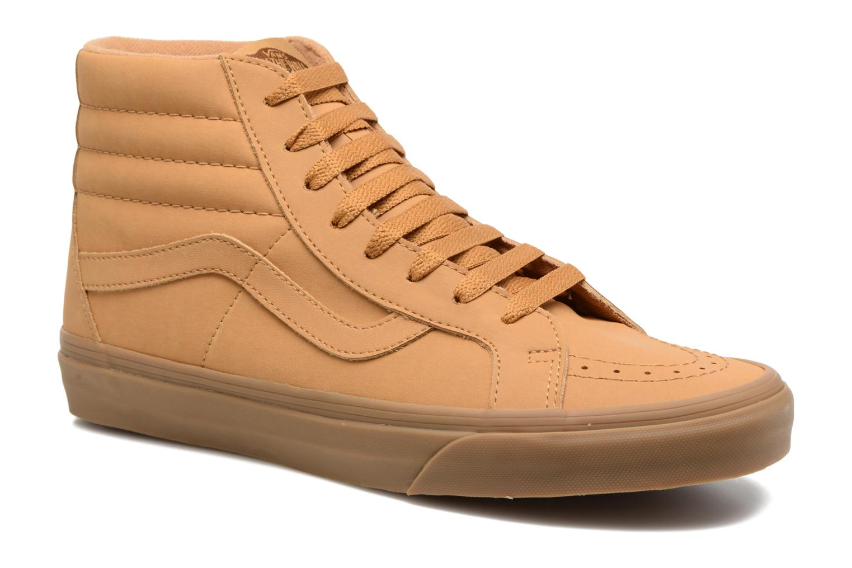 Sneakers Vans Sk8-Hi Reissue Beige detaljerad bild på paret