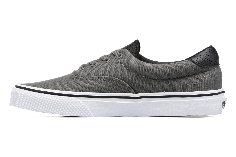 Sneaker Vans Era 59 W grau ansicht von vorne