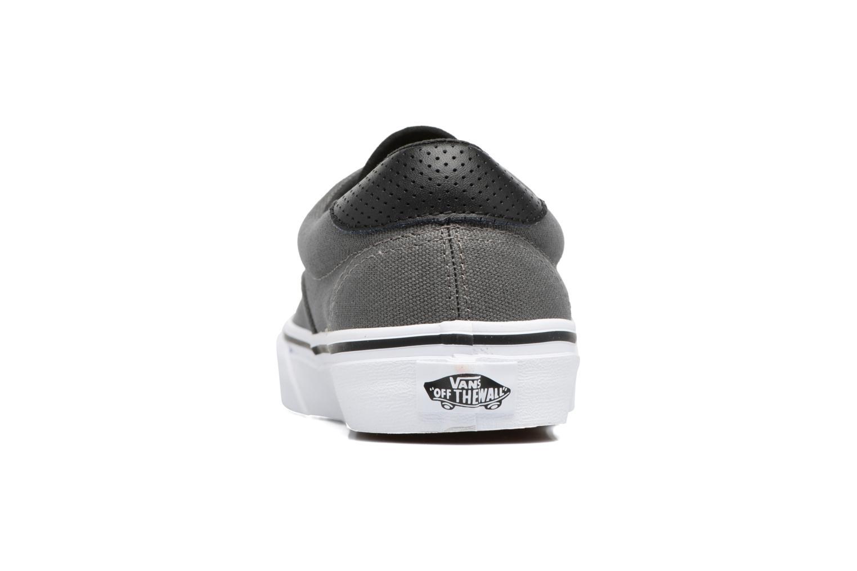 Sneaker Vans Era 59 W grau ansicht von rechts