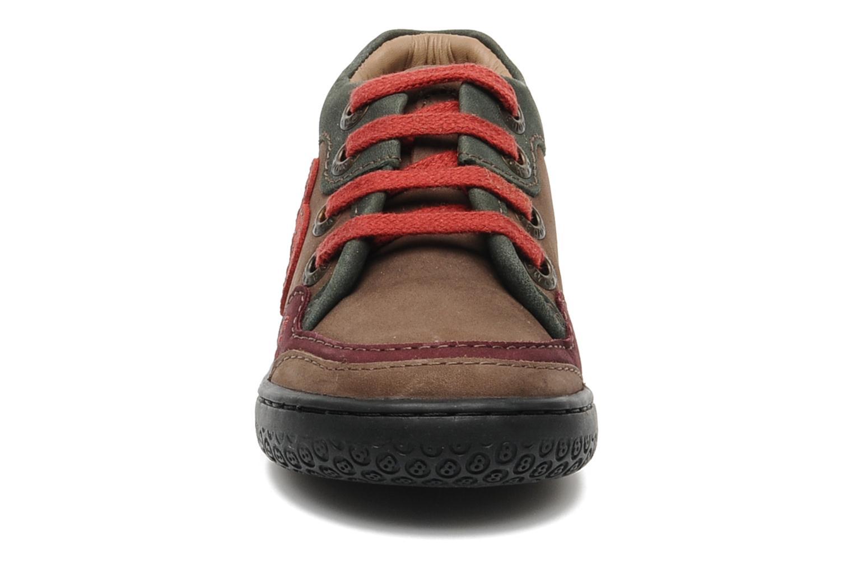 Bottines et boots Mod8 Woulala Marron vue portées chaussures