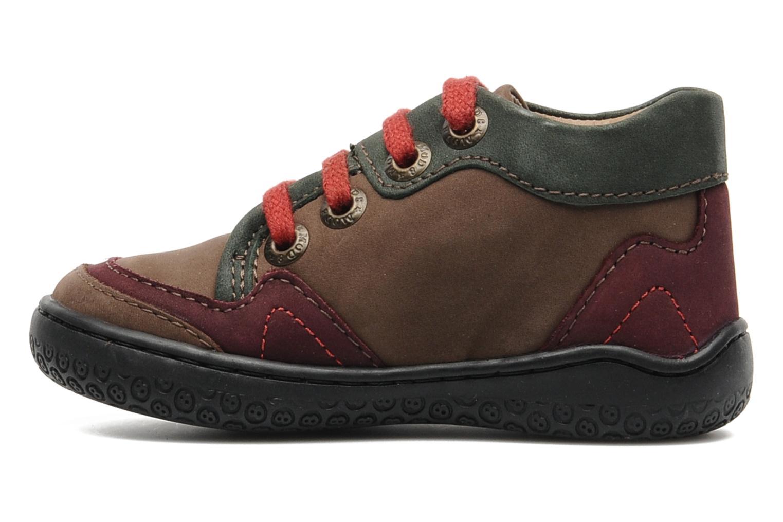 Bottines et boots Mod8 Woulala Marron vue face
