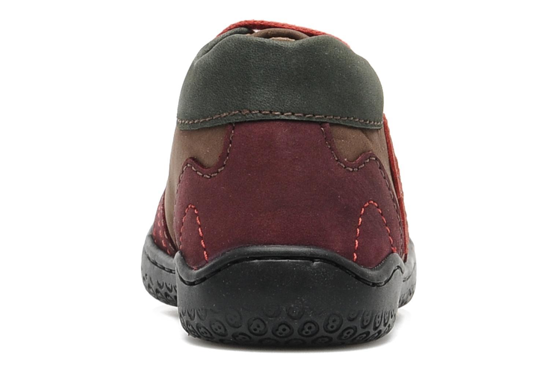 Bottines et boots Mod8 Woulala Marron vue droite