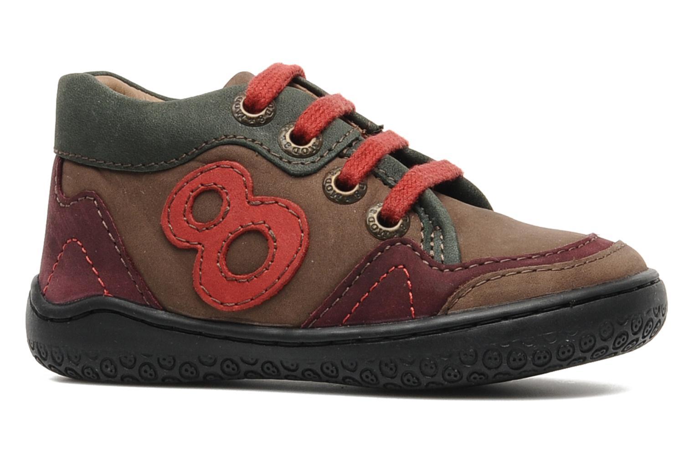 Stiefeletten & Boots Mod8 Woulala braun ansicht von hinten