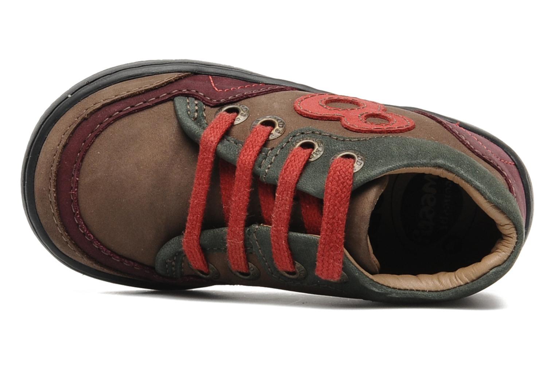 Bottines et boots Mod8 Woulala Marron vue gauche