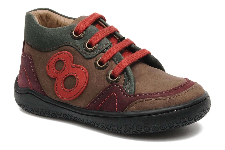 Bottines et boots Mod8 Woulala Marron vue détail/paire