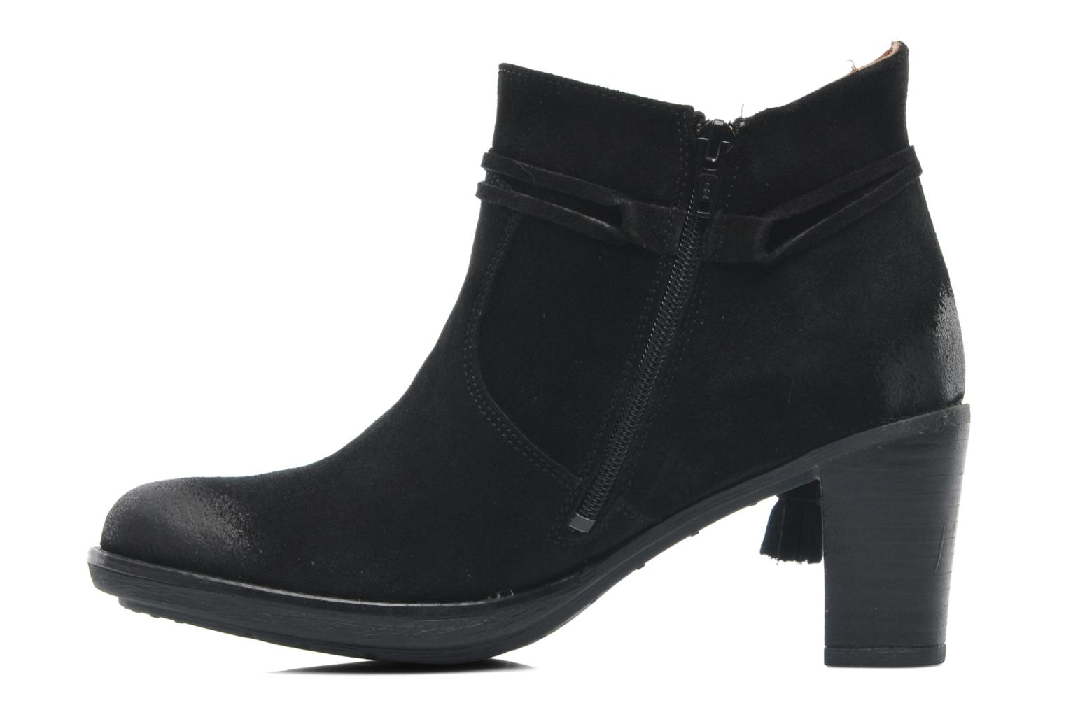 Bottines et boots P-L-D-M By Palladium Siskin Sud Noir vue face
