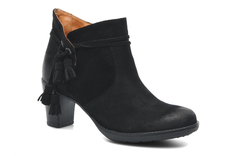 Boots en enkellaarsjes P-L-D-M By Palladium Siskin Sud Zwart detail