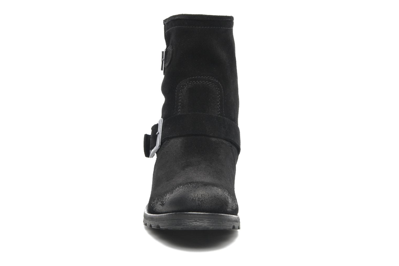 Bottines et boots P-L-D-M By Palladium Upcast Sud Noir vue portées chaussures