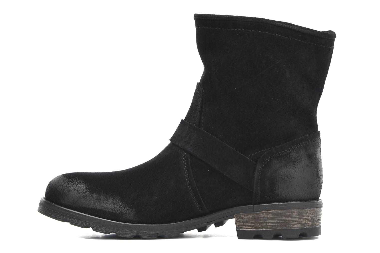 Bottines et boots P-L-D-M By Palladium Upcast Sud Noir vue face