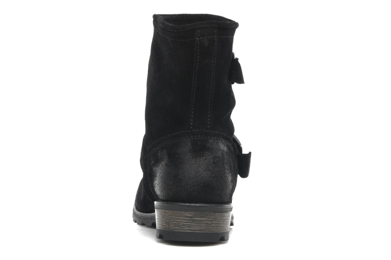 Bottines et boots P-L-D-M By Palladium Upcast Sud Noir vue droite
