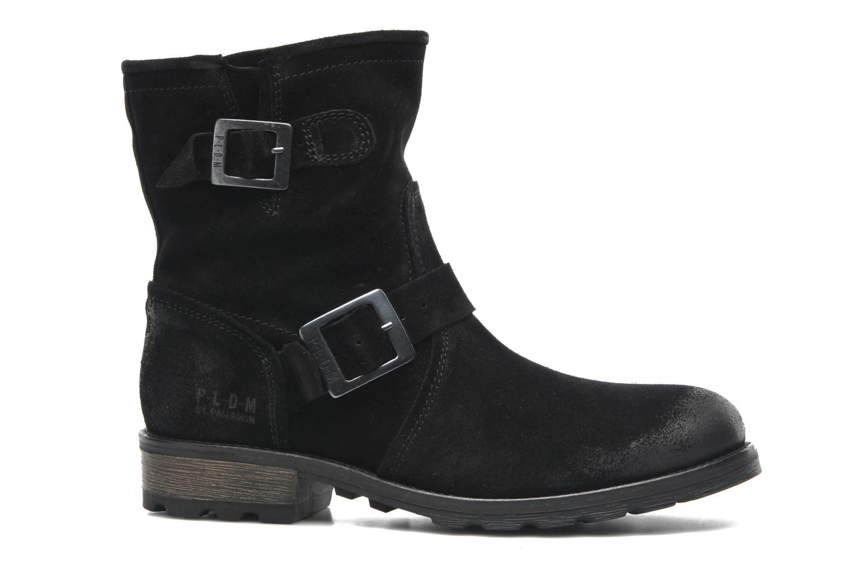 Ankle boots P-L-D-M By Palladium Upcast Sud Black back view
