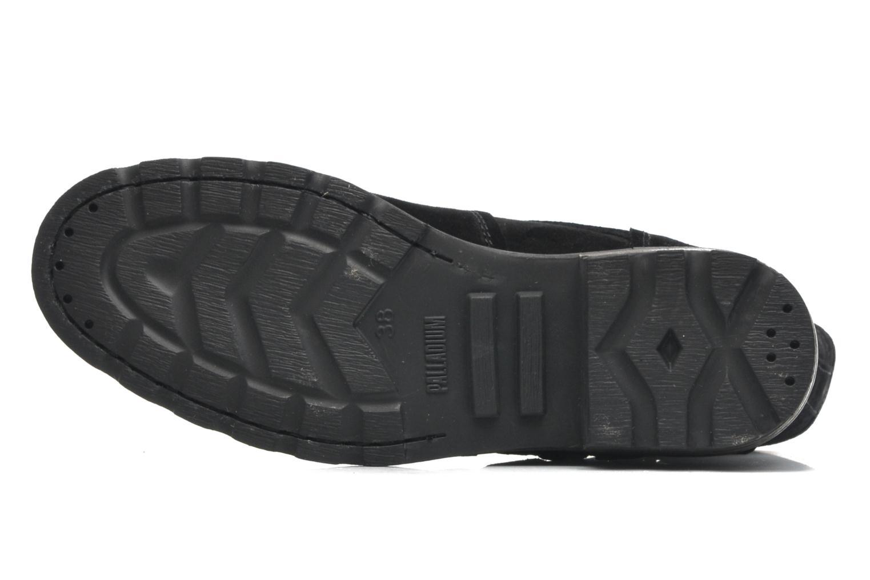 Bottines et boots P-L-D-M By Palladium Upcast Sud Noir vue haut