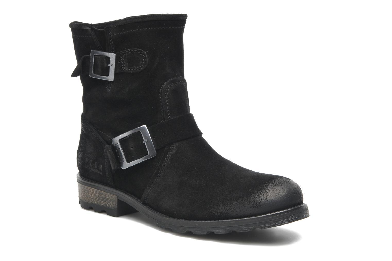 Ankle boots P-L-D-M By Palladium Upcast Sud Black detailed view/ Pair view